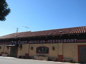 Don Cuco Mexican Restaurant Simi Valley Ca