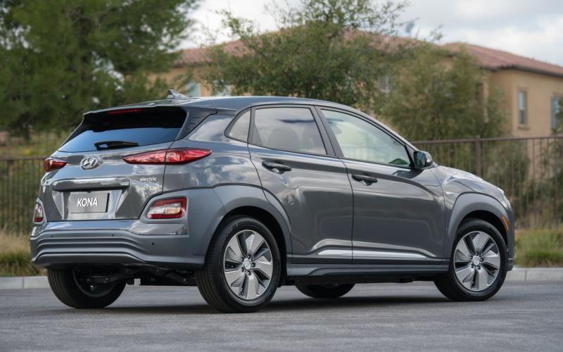 Hyundai Kona Ultimate Electric 2019 Hyundai, Lexus, Cars