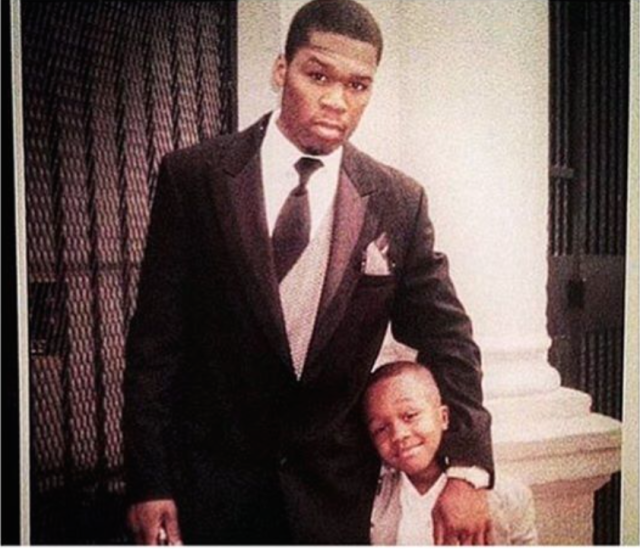 Dmegy's Blog: 50 Cent says his 19-year-old son will suffer
