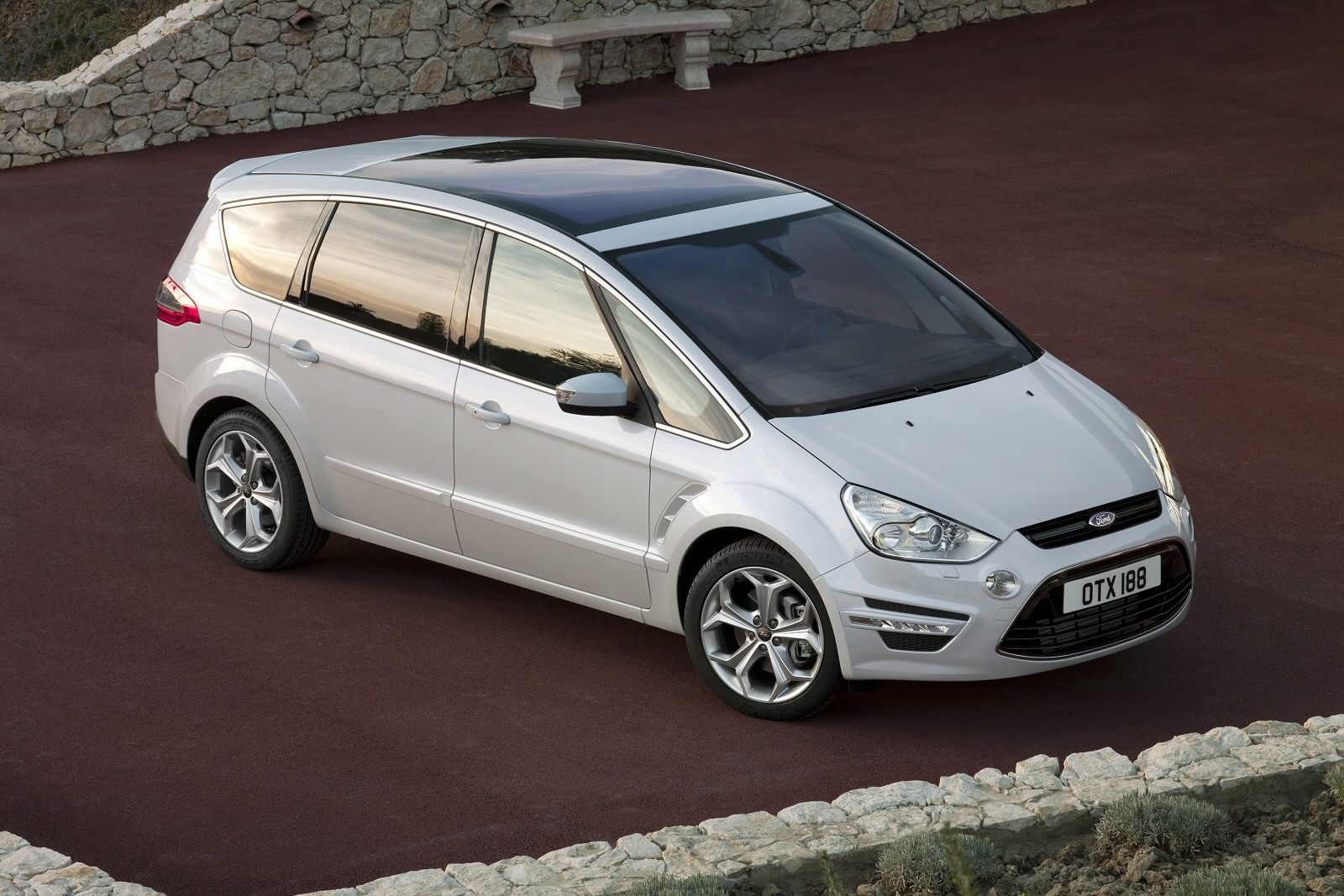 The Ford S Max Spells The End Of Speeding Fines Family Friendly
