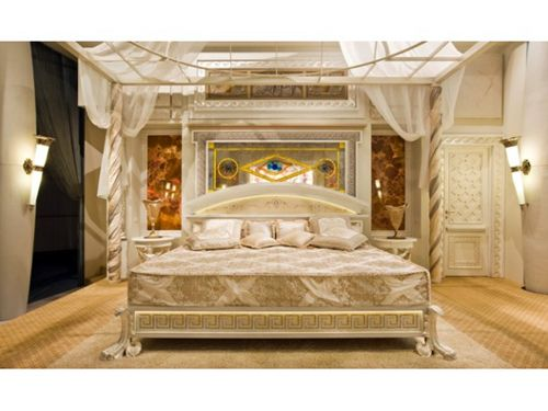Roman Suite Style Of Excellence Luxury Bedroom Interior