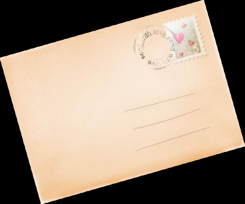Картинка запечатанный конверт