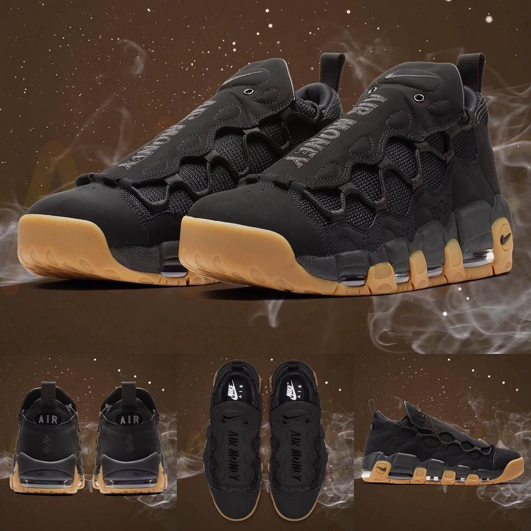 fd91edee1 Nike Air More Money