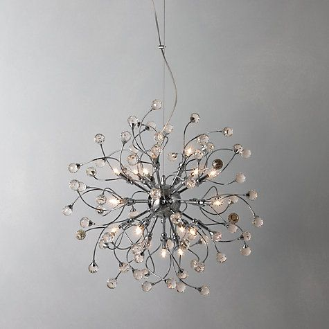 Dining Room Light Buy John Lewis Nebula Pendant Online At Johnlewis