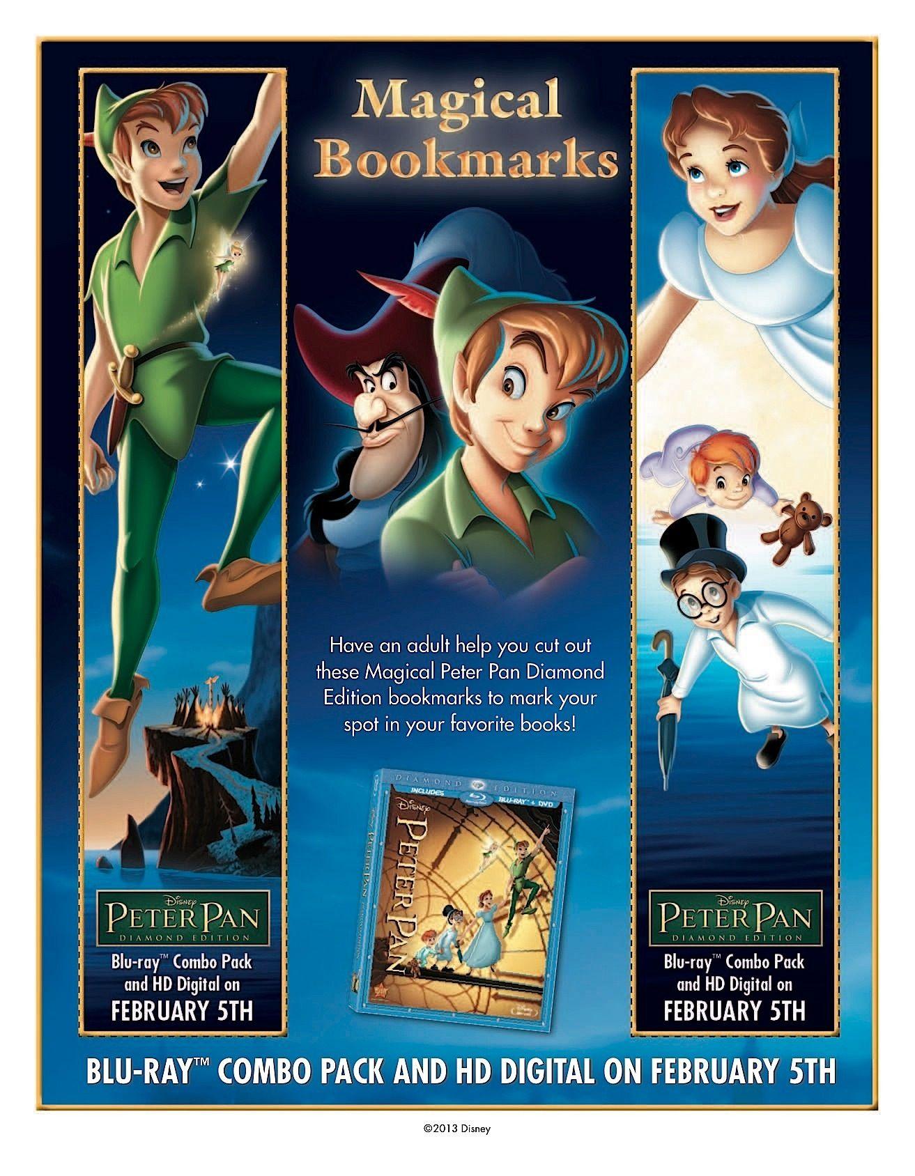 Peter Pan S Never Grow Up Printable Games Celebrating