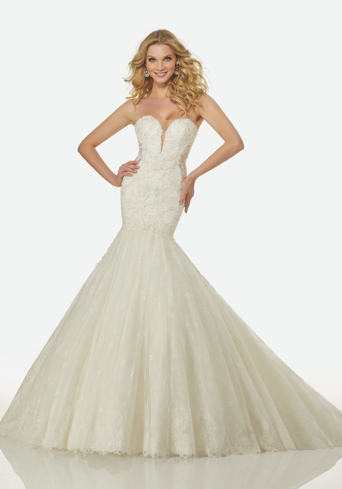 Aria Wedding Dress | Randy Fenoli Bridal | Weddings | Pinterest ...