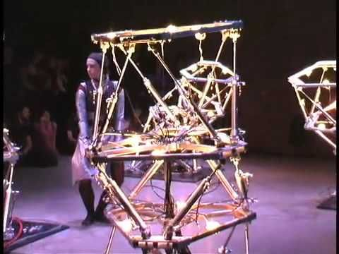 Grace State Machines At Elektra Lab 5 Research Kinetic Robot Art