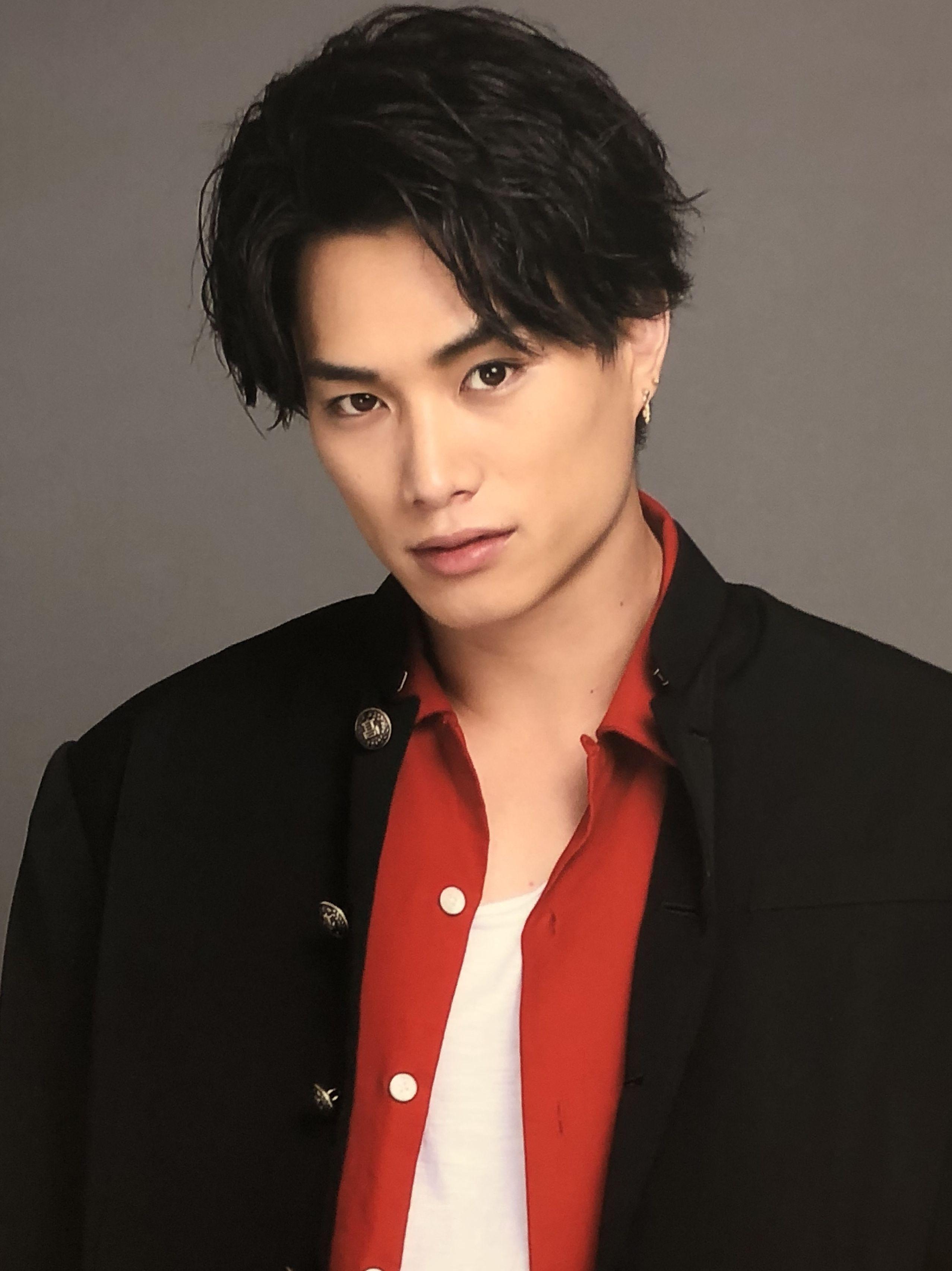 鈴木伸之 劇団exile Prince Of Legend 鈴木伸之 メンズ スタイル かっこいい髪型