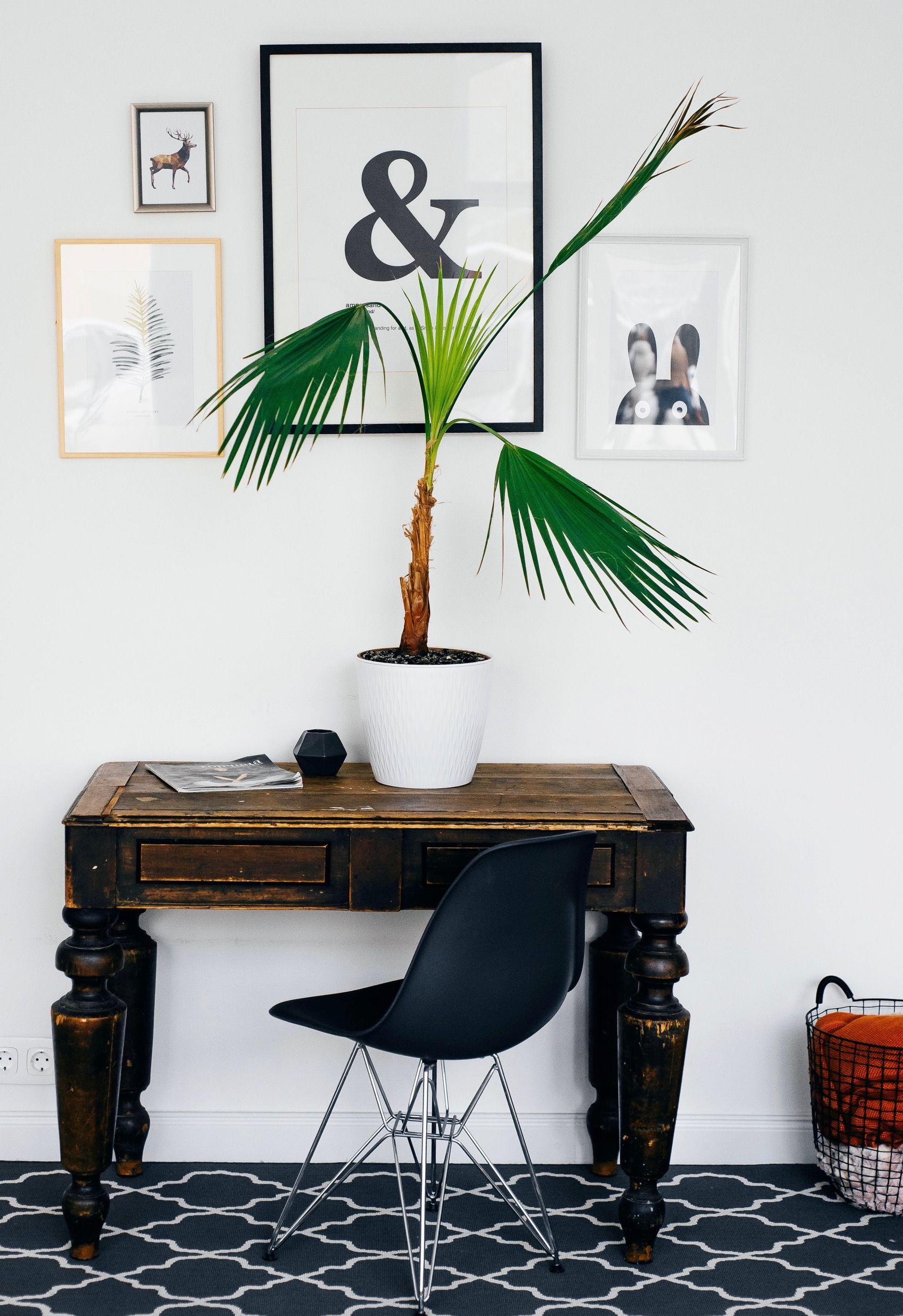 Fijn Werkplek #Werkplek #Workspace #Thuis #Athome - Design Und Kunst