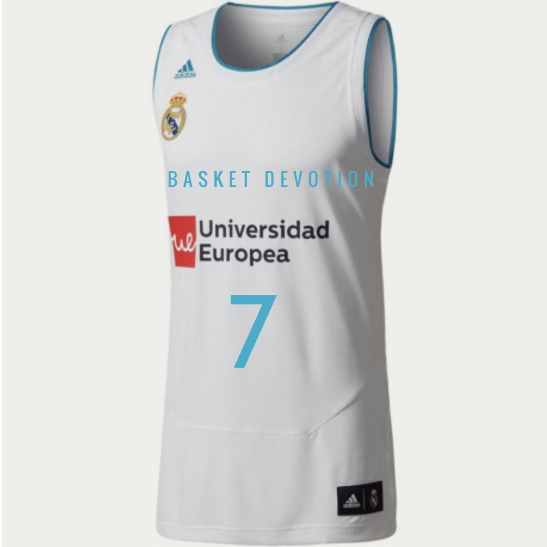 martes Desgastar cerca  Camiseta Adidas Real Madrid Baloncesto. | Athletic tank tops, Real madrid  crest, Real madrid
