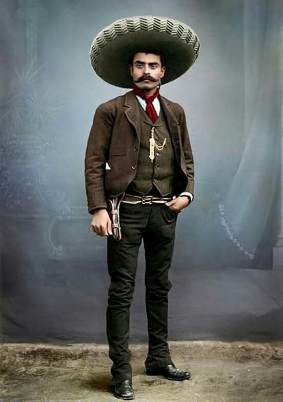 Emiliano Zapata It Is Better To Die On Your Feet Than To Live On
