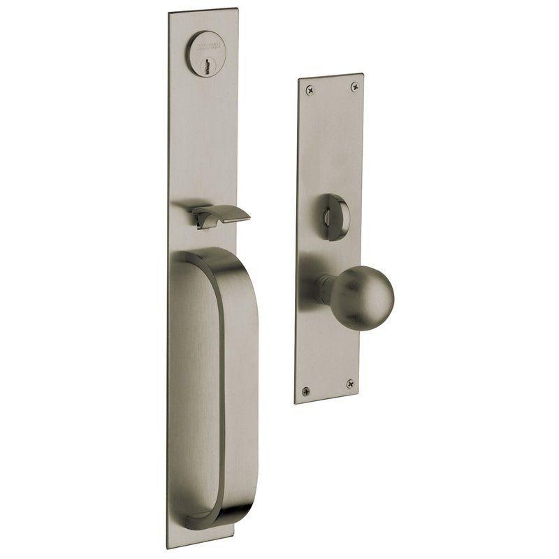 Baldwin 6563 Entr Craftsman Door Front Door Hardware Baldwin