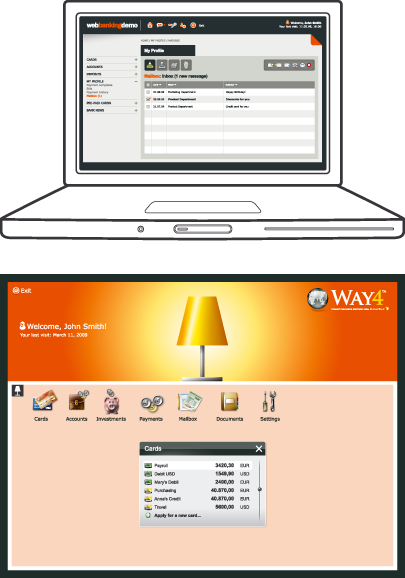 Way4 Switch Channel Banking Software What S New Banking Software Banking Software