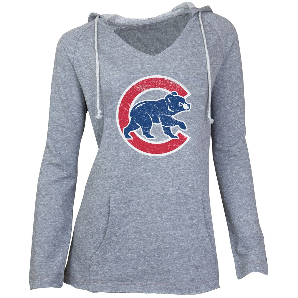 Chicago Cubs Women S Mainstream Grey Ladies Hoodie By Concepts Sport Chicagocubs Cubs Every Cubs Sweatshirt Chicago Cubs Outfit Chicago Cubs Sweatshirt [ 1000 x 1000 Pixel ]
