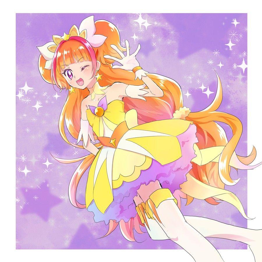 プリキュア おしゃれまとめの人気アイデア pinterest angeles caceres 可愛い 可愛い女の子 プリンセスプリキュア