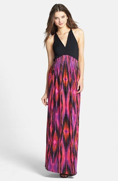 Summer maxi dress nordstrom