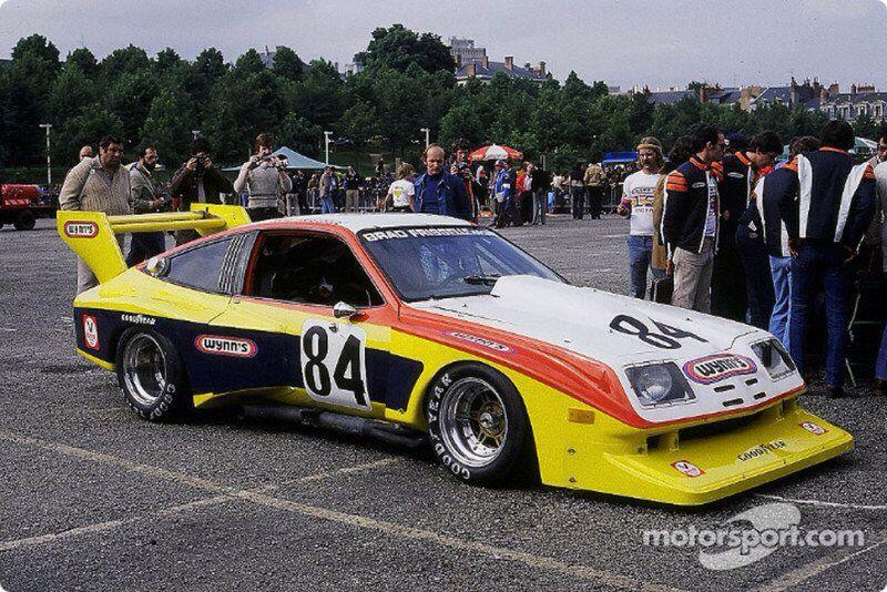 Chevy Monza Racing Imsa Chevrolet Monza Classic Racing Cars