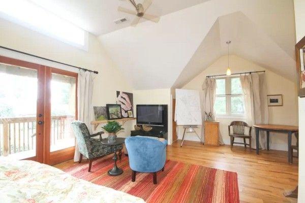 Artist Studio Apartment In Asheville 005