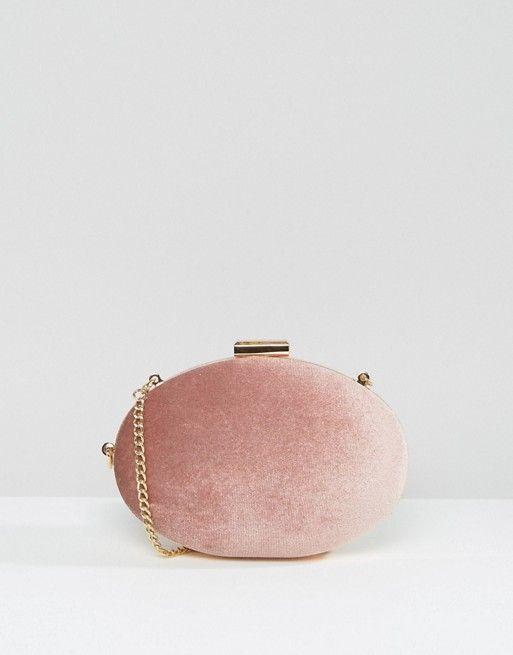 Soft Pink Velvet Wristlet Clutch Fancy Shmancy Beaded