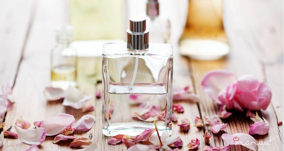 Conoce las diferencias entre eau de parfum y eau de toilette | inanaut