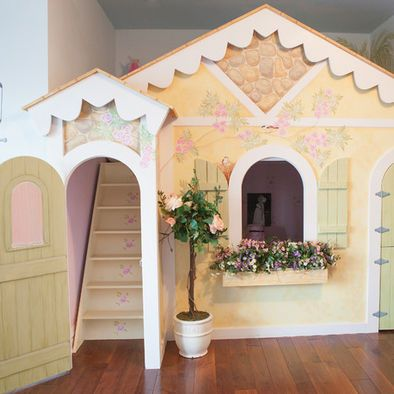 If I Had A Little Girl Kids Indoor Playhouse My