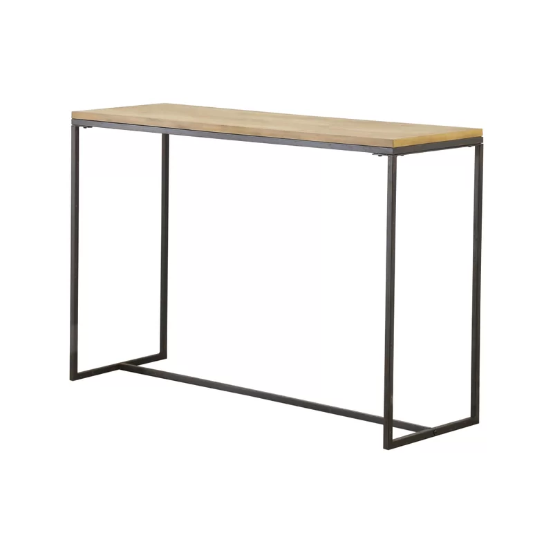 Capriola 47 2 Console Table In 2020 Industrial Sofa Table Console Table Modern Console Tables