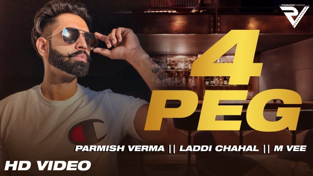 4 Peg Parmish Verma Latest Song 2018 Laddi Chahal M Vee Here S A Studio Version Of Our Upcoming Song 4 Peg Starring Songs Girl Hairstyles Hair Life