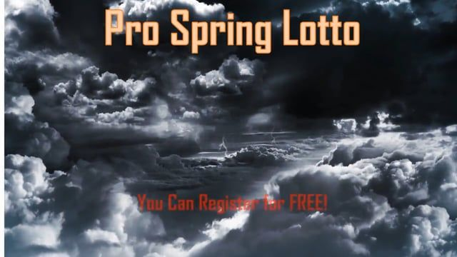 Health Lottery Odds >> Pro Spring Lotto Pro Spring Lotto