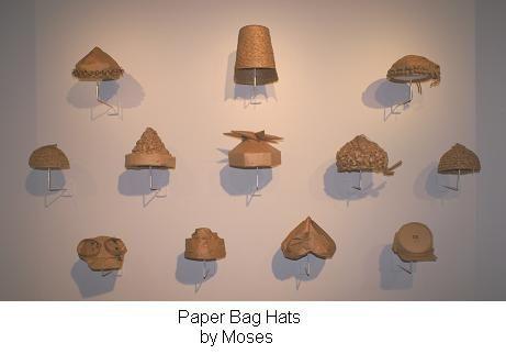painted origami by OriKemose. Nefertiti, crafts, hat | Nefertiti ... | 322x461
