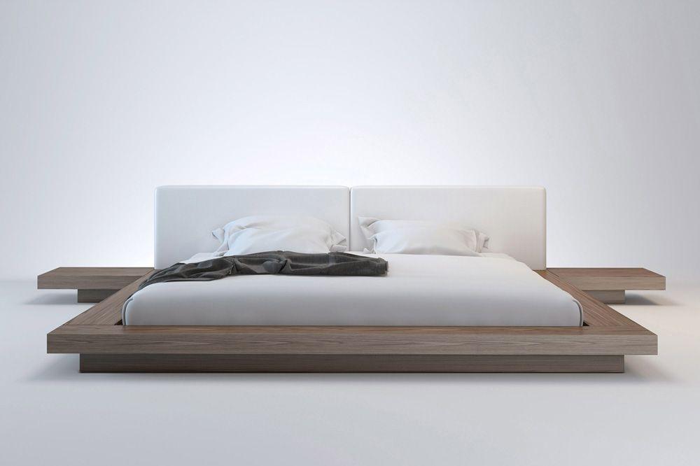 Worth Bed Platform Bed Designs Modern Bedroom Furniture Modern