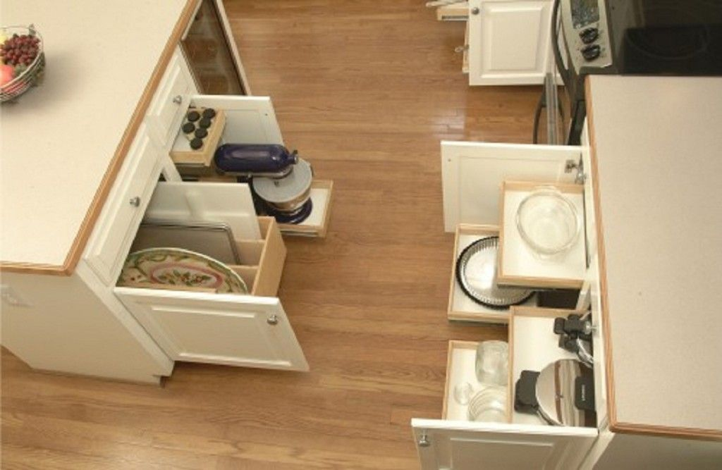 Pinterest Kitchen Storage Ideas Part - 44: Kitchen Drawer Organizer