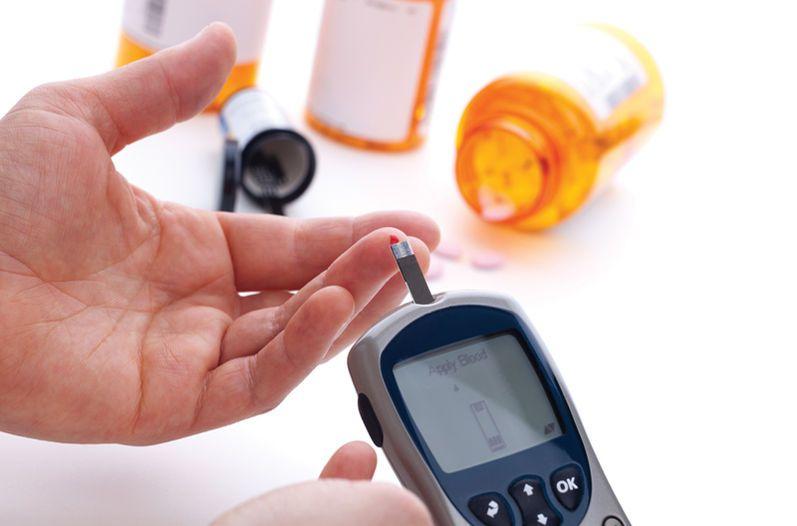 aparatos de diabetes