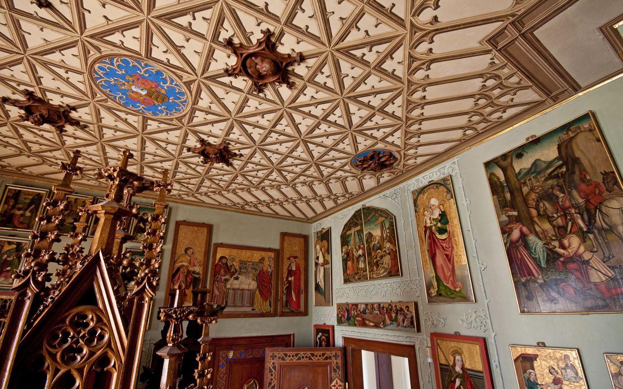 Schloss Lichtenstein Galerie Schloss Lichtenstein Schloss Burg