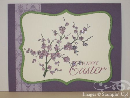 stampin up easter card ideas Google Search – Easter Cards Stampin Up