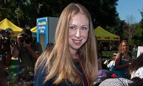 Charlotte Clinton Mezvinsky (F)