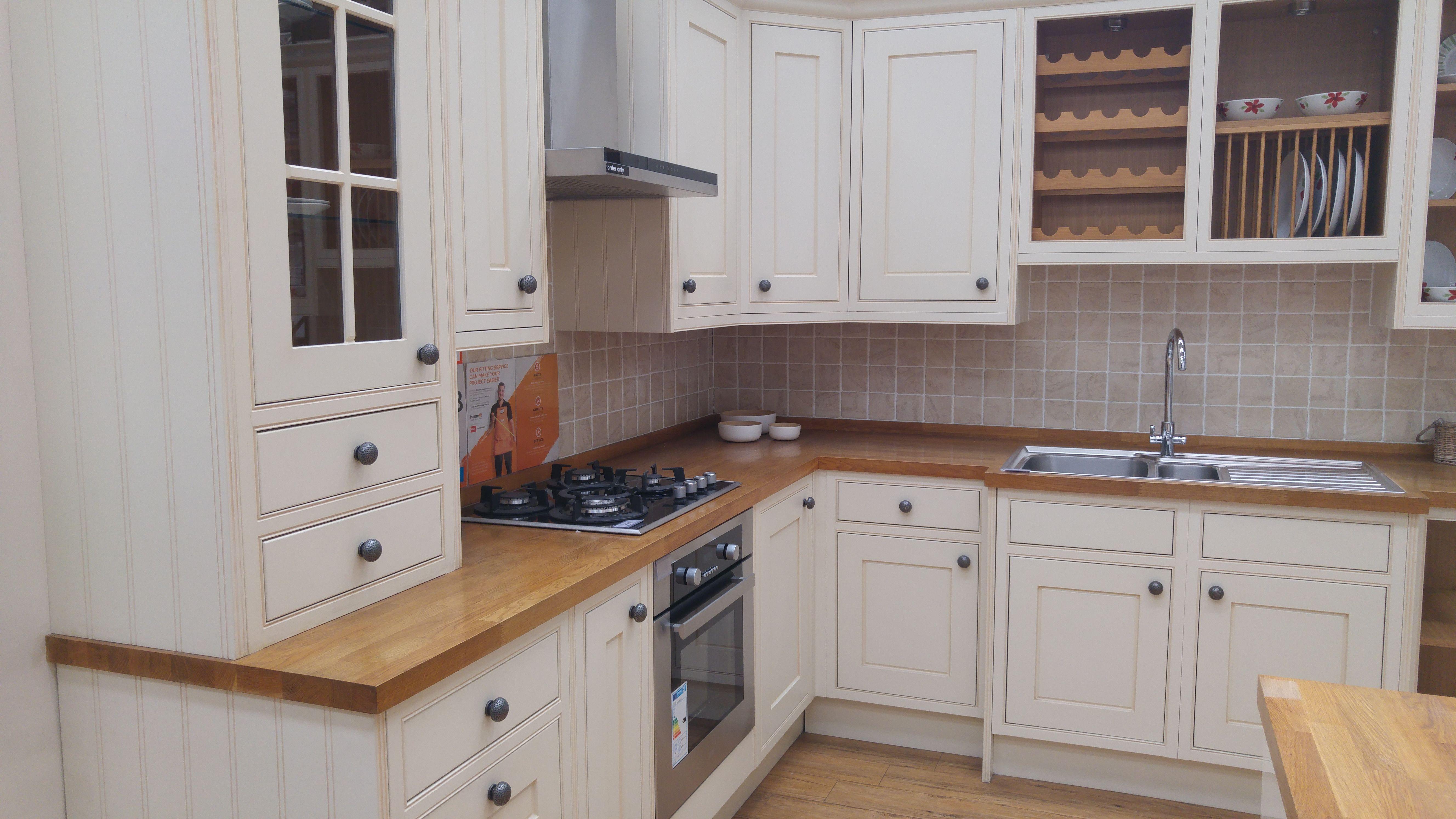 B and Q   Home decor, Kitchen, Kitchen cabinets