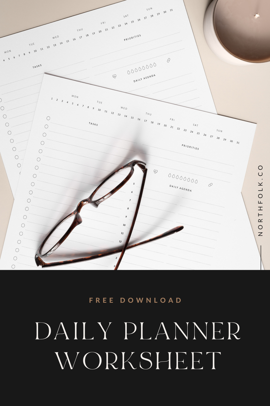 Northfolk Planners Got Your Eye Try It Before You Buy It