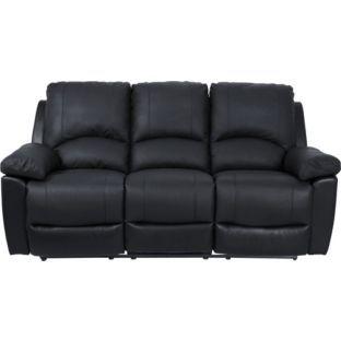 Pleasant Buy Louie Large Recliner Sofa Black At Argos Co Uk Your Download Free Architecture Designs Scobabritishbridgeorg