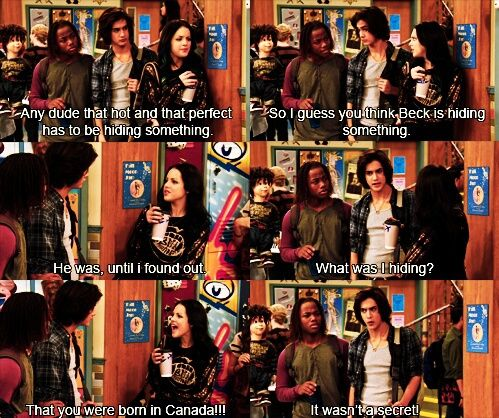 Imagen De Victorious And Bade Nickelodeon Shows Icarly