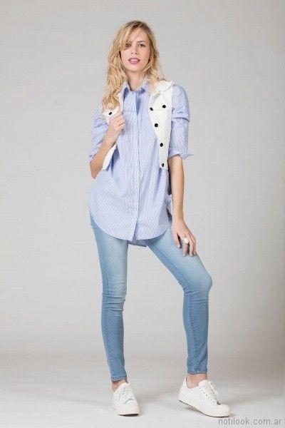 Outfit verano 2018 - Julien ropa juvenil | moda para mujer | Pinterest