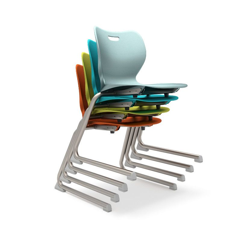 Smartlink Cantilever Student Chairs Perfect For School