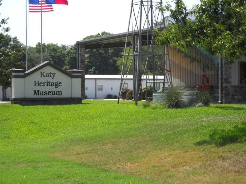 Katy Heritage Museum Heritage Museum Places Day Trips