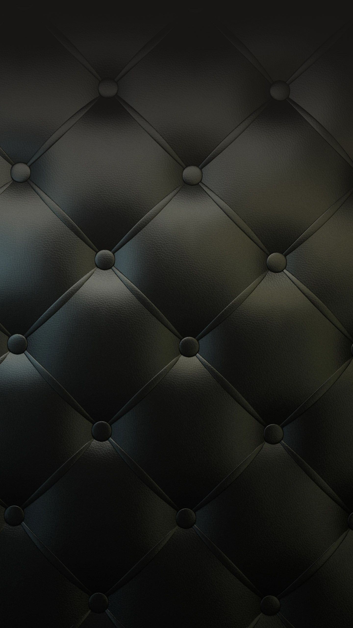 Puffy Black Leather pattern simple background basic