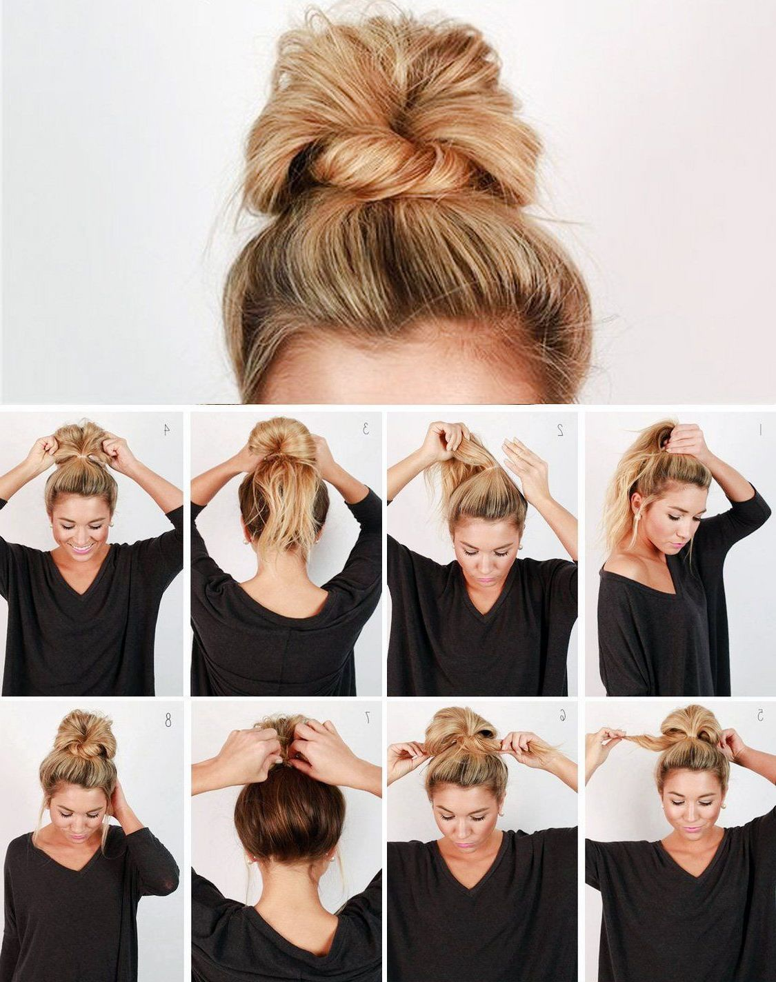 Einfache Frisuren für den Alltag: 9+ tolle Ideen - Beauty