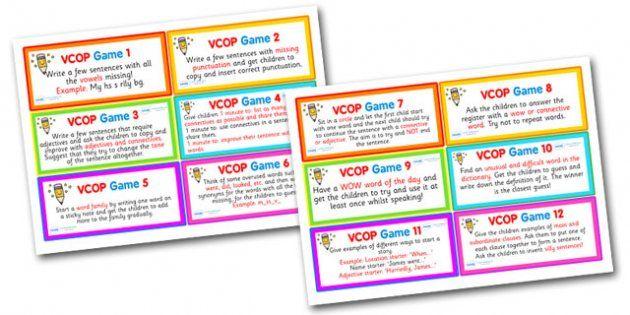 vcop games online