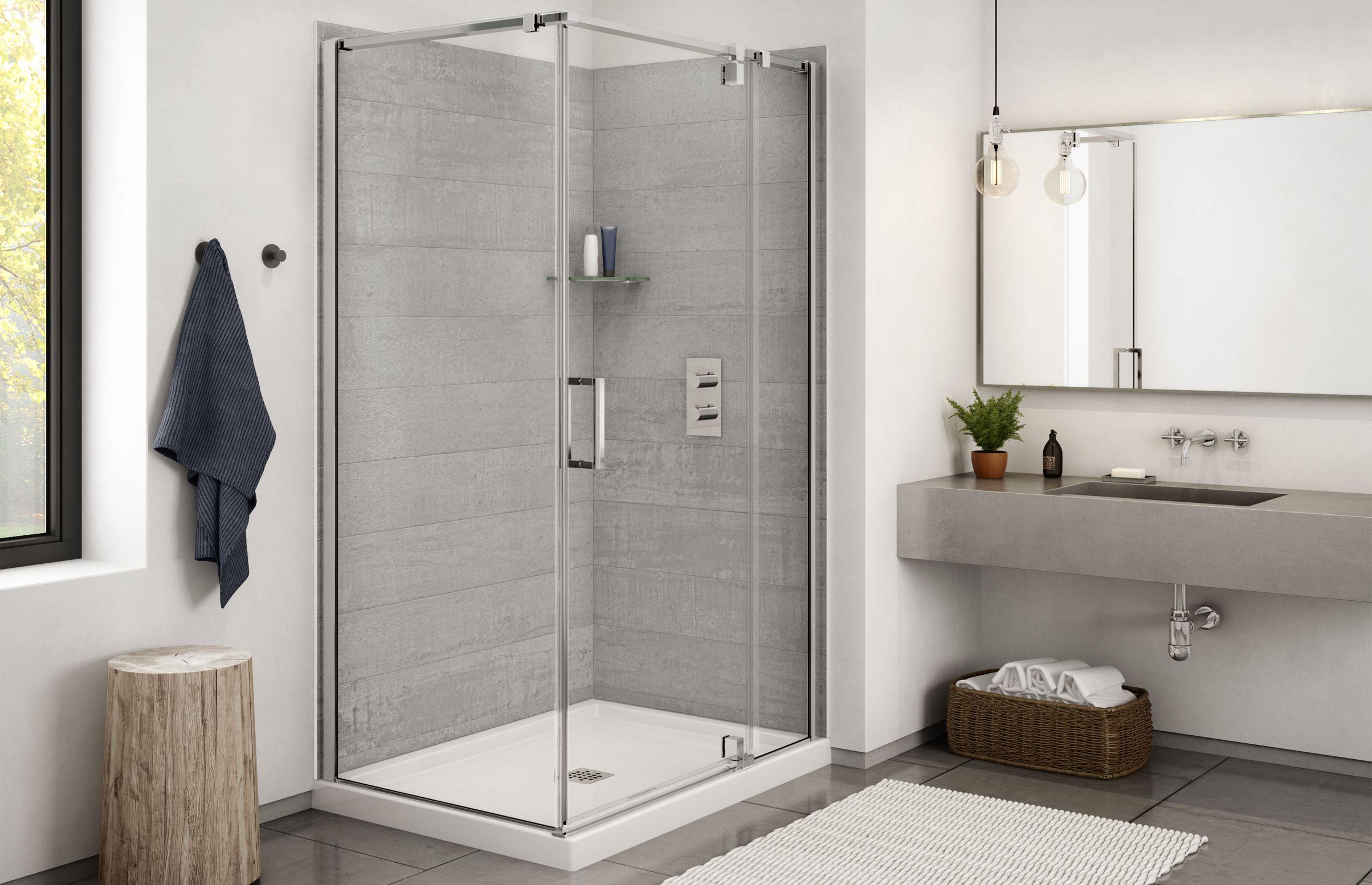 Utile back wall 60 in in 2018 | Master bath | Pinterest | Shower ...