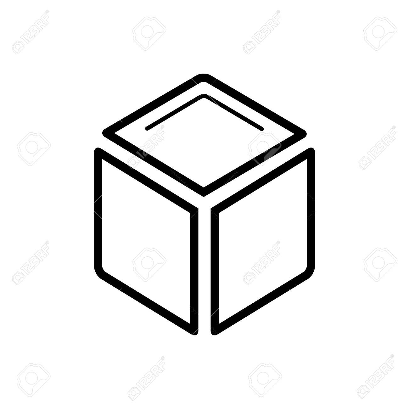 Cube Icon Aff Cube Icon Digital Illustration Tutorial Illustrator Tutorials Logo Fonts