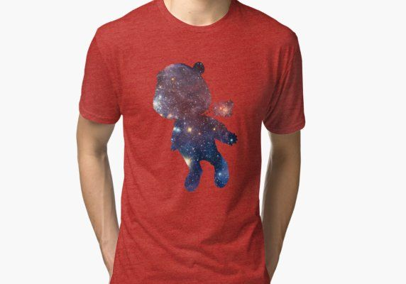Kanye West Teddybear Graduation Tri Blend T Shirt By Nathanpoole Kanye West Mens Tops Classic T Shirts