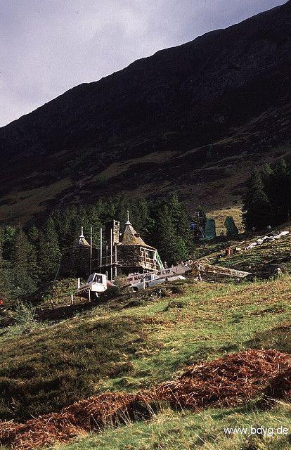 Harry Potter Glen Coe Hagrids Hut Glen Coe Hagrids Hut Uk Vacations