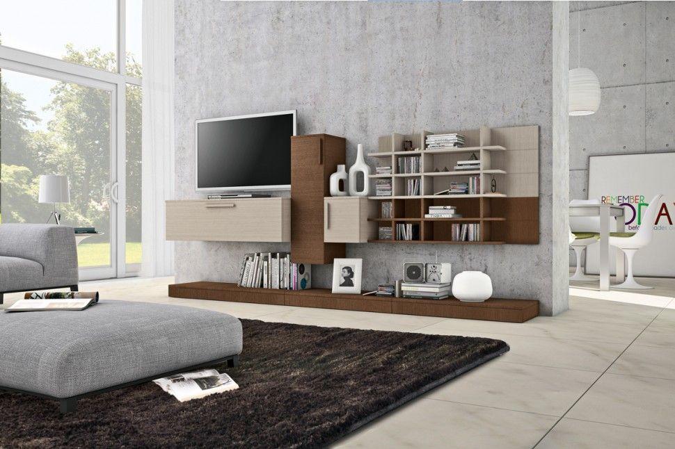 Cabinet Design For Living Room Best Impressive Living Room Wall Cabinet And Shelving Unit For Book Inspiration